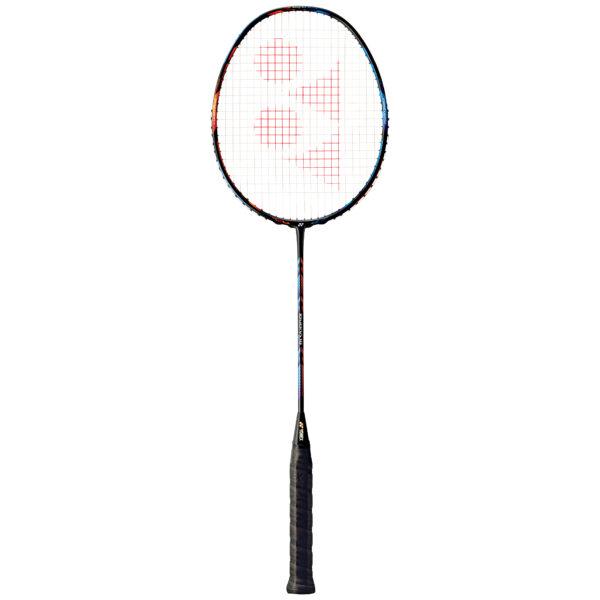 yonex duora 10 badminton racket orange blue