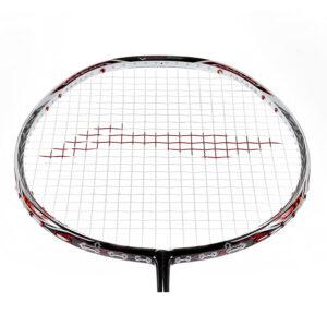 Li Ning 3D Breakfree N90-III Badminton Racket (Red/White)