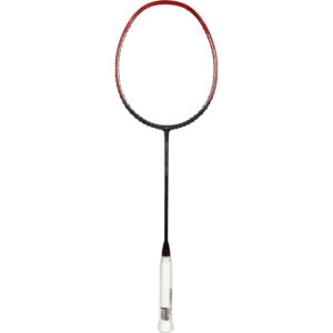 Li Ning N-90 IV Unstrung Badminton Racket ( Red/Grey )