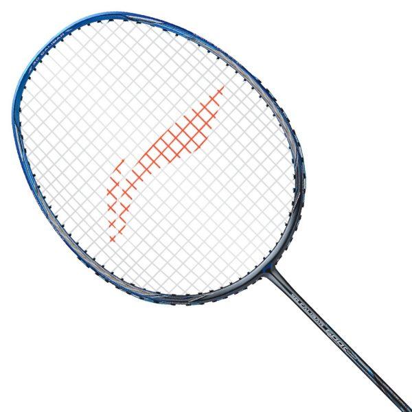 li ning 3d calibar 600 c combat badminton racket