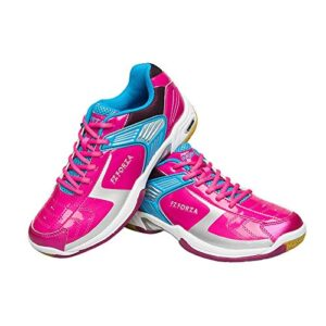 Buy FZ FORZA Legacy Badminton Shoes (Magenta Purple) at best price