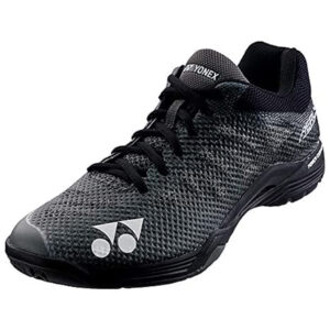 Buy Yonex Aerus 3 Men (Black) Badminton Shoes at best price