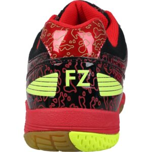 Buy FZ Forza Court flyer Badminton Shoes at lowest price (Chinese red)
