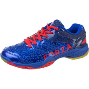 Buy FZ Forza Court Flayer badminton shoes at lowest price (Electric blue)