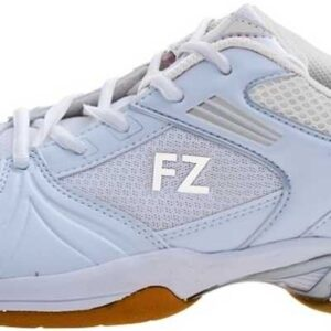 Buy FZ Forza Fierce unisex badminton shoes M at lowest price (white)