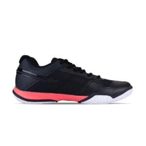 Li Ning Saga Lite 3 Badminton Shoes (Black) at lowest price