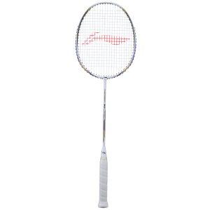 Buy Li Ning Turbo Charging 70 Badminton Racket (White + Gold)