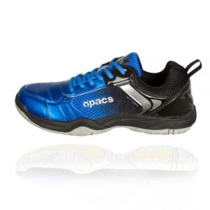 Buy APACS CP 212 XY Badminton Shoes Blue at best price