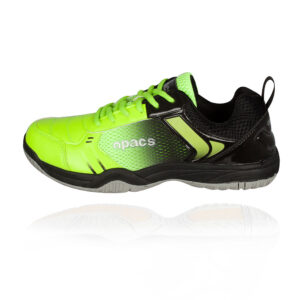 Buy APACS CP 212 XY Badminton Shoes Lime Green at best price