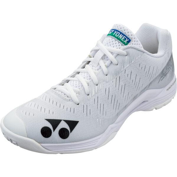 yonex aerus z white 75th anniversay edition badminton shoes