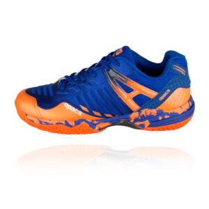 Buy APACS PRO 752 (orange/blue) Badminton Shoes at best price