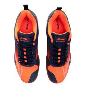 Buy Li-Ning Saga Lite 3 (orange/blue) Badminton Shoes at best price