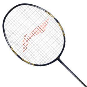 Buy Li Ning WINDSTORM 78+ (Black) Badminton Racket @ Lowest Price