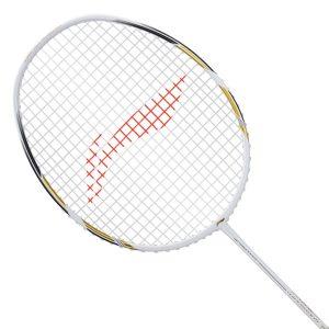 Buy Li Ning Windstorm 78+ (White) Badminton Racket @ Lowest Price