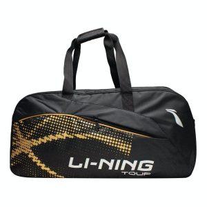 Li Ning ABDP 392-1 Double Compartment Badminton Kitbag (Black)