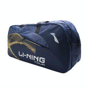 Li Ning ABDP 392-2 Double Compartment Badminton Kitbag (Blue)