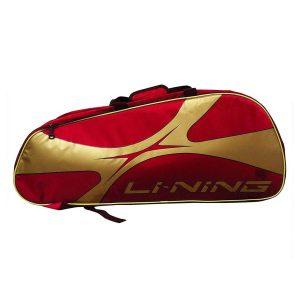 Li Ning Badminton Kit Bag – ABDN148 – Red