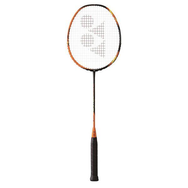yonex astrox 7 orange badminton racket