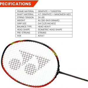 But Yonex Astrox 7 Graphite Badminton Racquet Online At Best Price