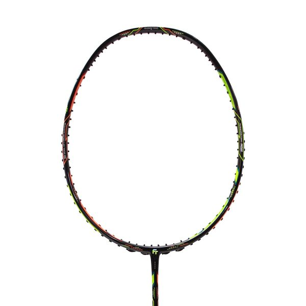fleet dual power offence defence duora 10 badminton racket