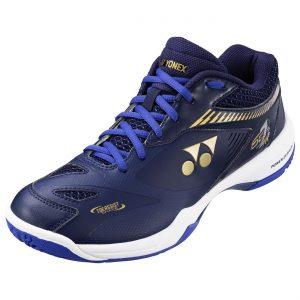 Buy YONEX Power Cushion 65 Z2 Kento Momota 2020 Limited Edition Men's Badminton Shoes (Sapphire Navy)