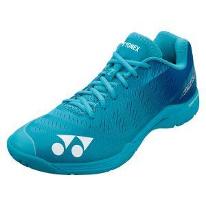 Buy Yonex Aerus Z Mint Blue Badminton Shoes @ lowest price