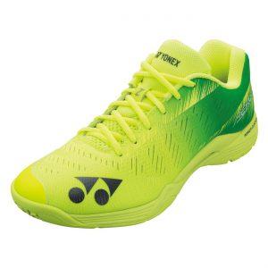 Buy Yonex Aerus Z Bright Yellow Badminton Shoes @ lowest price
