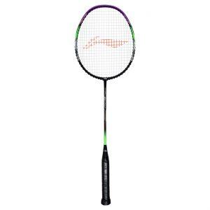 Buy Li Ning G-Force 3800 Supertlite (Black/Purple) Badminton Racket