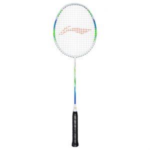 Buy Li Ning G-Force 3900 Supertlite (White/Blue) Badminton Racket