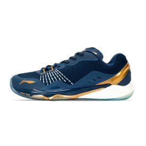 Buy Li Ning Monkey King (Blue/Gold) Badminton Shoes