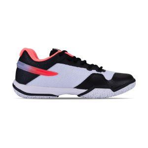 Buy Li Ning Saga Lite 2020 (White/Black) Badminton Shoes online