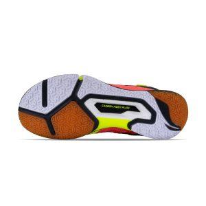 Li Ning Saga 2020 (Black/Flashing Bright Green/Fluorescent Orange) Badminton Shoes
