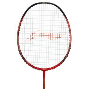 Buy Li Ning 3D CALIBAR X Boost (Red/Black) Badminton Racket Best price